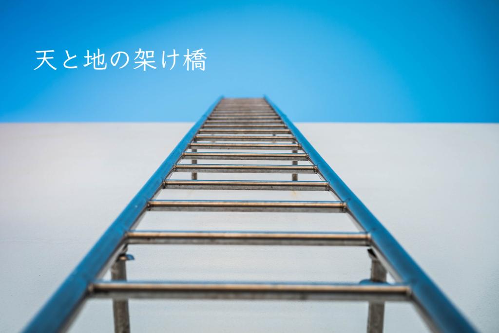 天と地の架け橋の写真