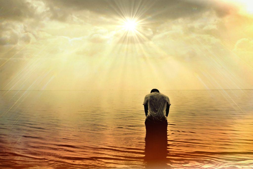 絶えず祈りなさい」の写真