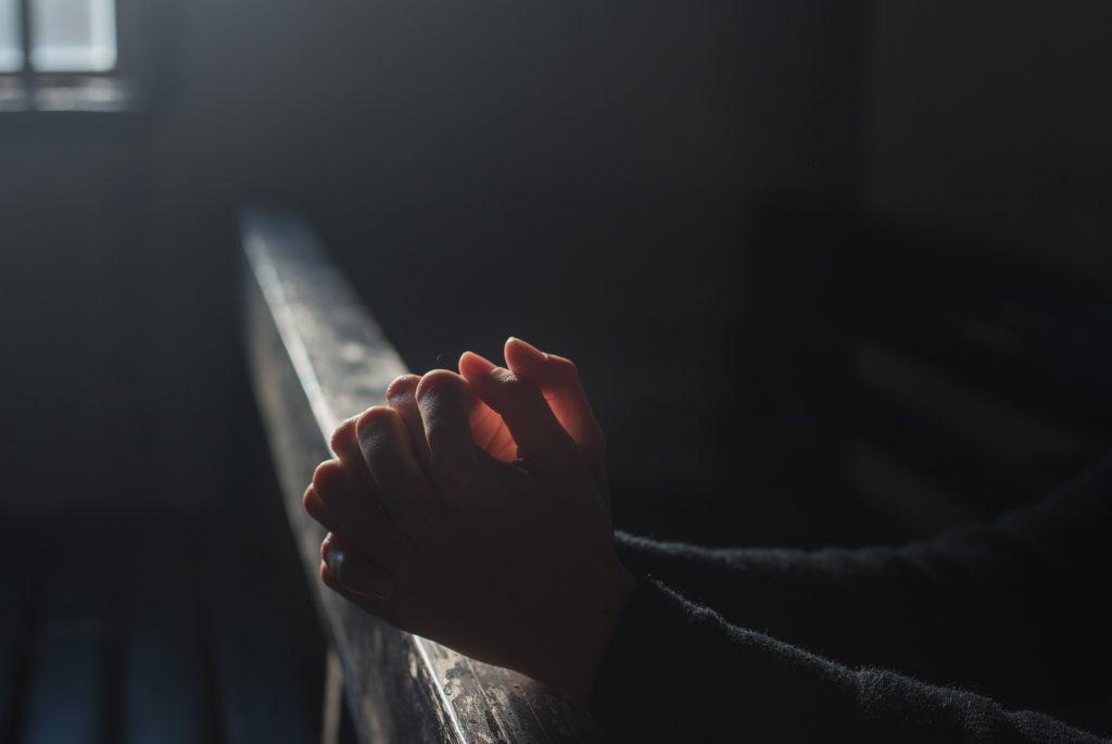 祈りの場所の写真