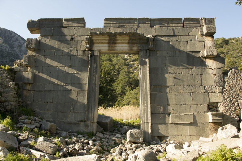 エルサレム入城の写真