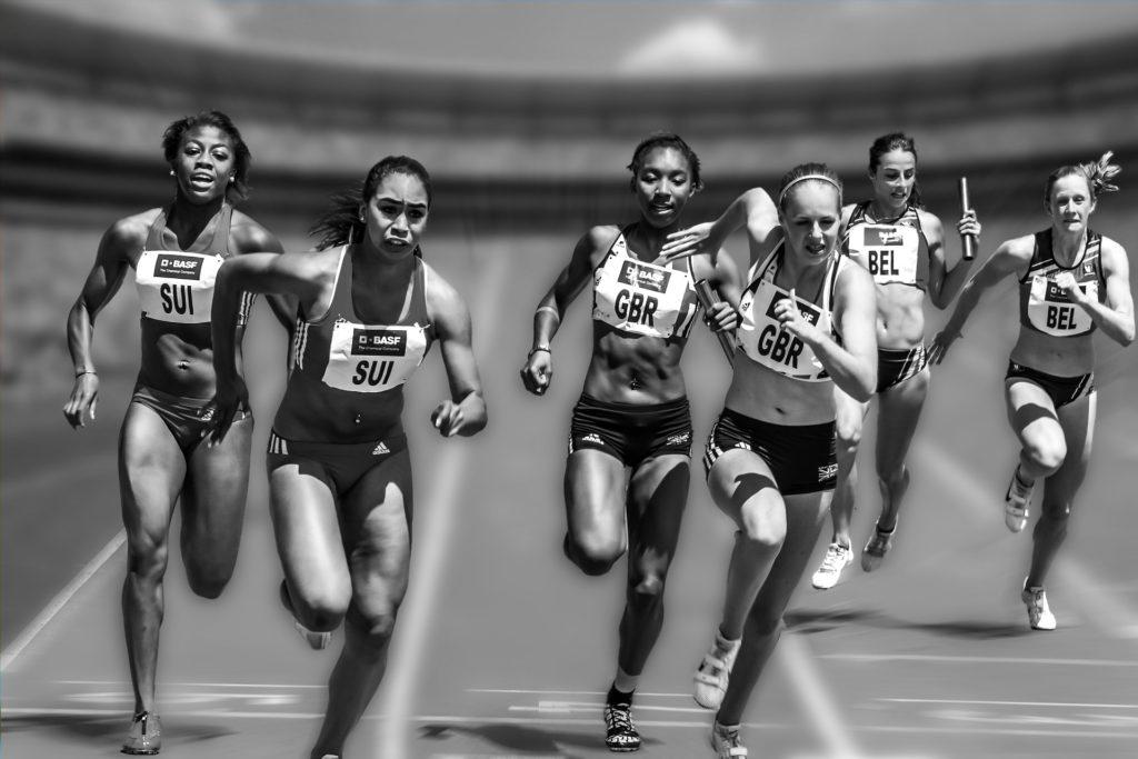 オリンピックの写真