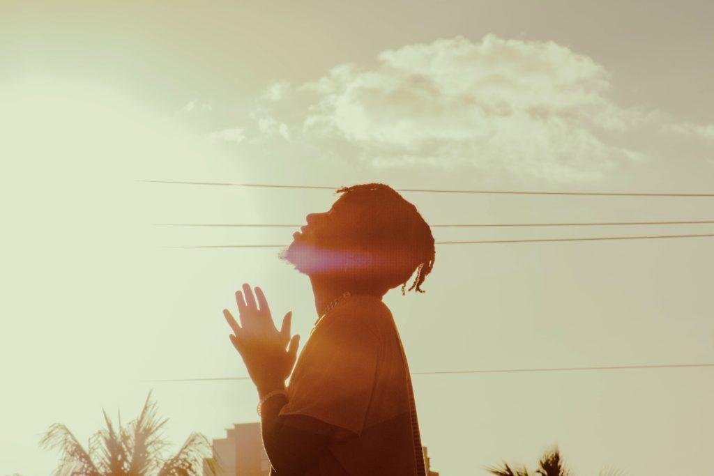 主の祈り⑥の写真