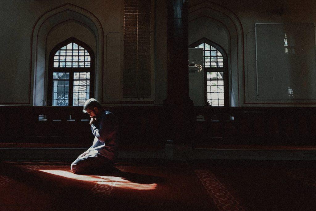 主の祈り②の写真