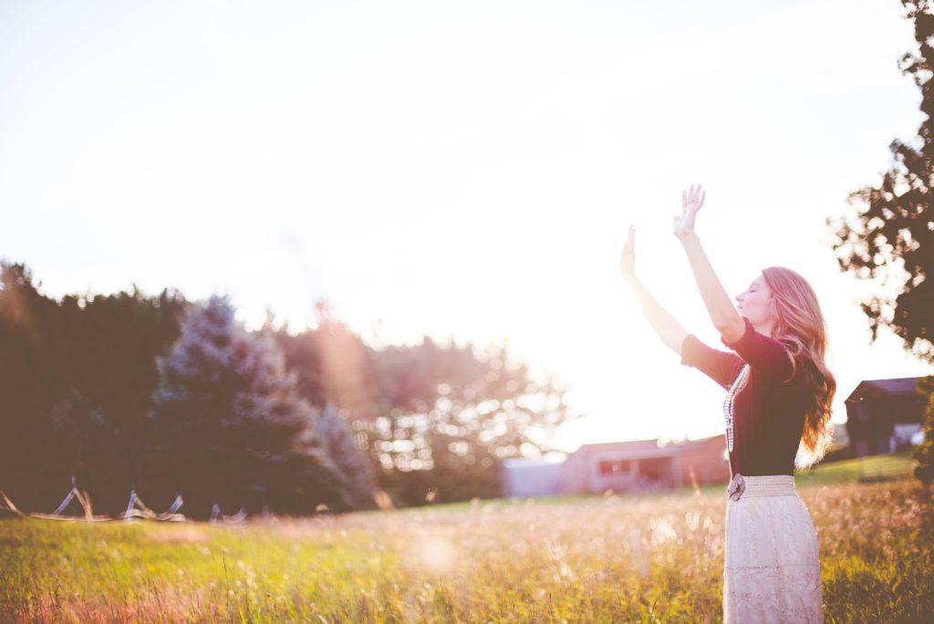 主の祈り16の写真
